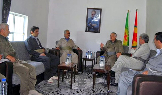 PKK, İKDP ile masaya oturmadı