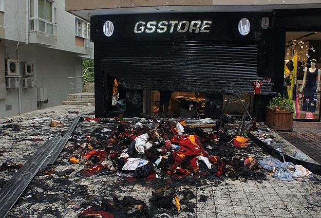 Bağdat Caddesi saldırganları adliyeye sevk edildi