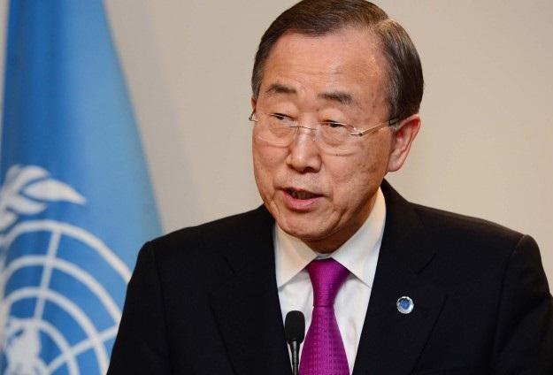 BM Genel Sekreteri Ban Ki-Mun Çin'de