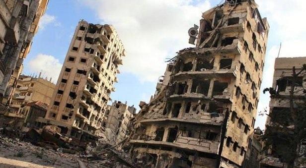 Humus'ta bombalı saldırı: 37 öldü