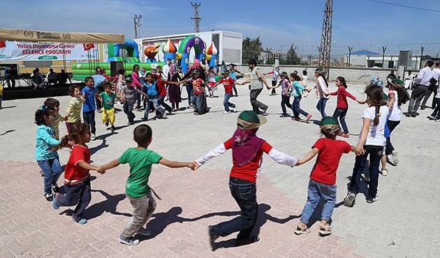 Kamplarda 11 bin 533 Suriyeli çocuk doğdu