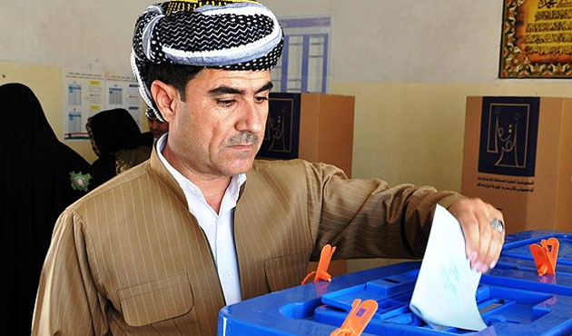 Irak seçimlerine katılım yüzde 60