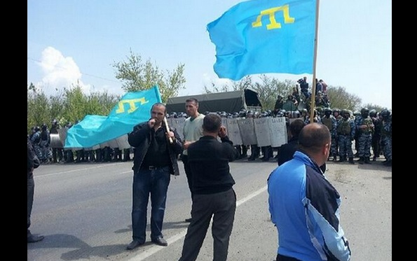 Kırımoğlu Kiev'e geri dönüyor