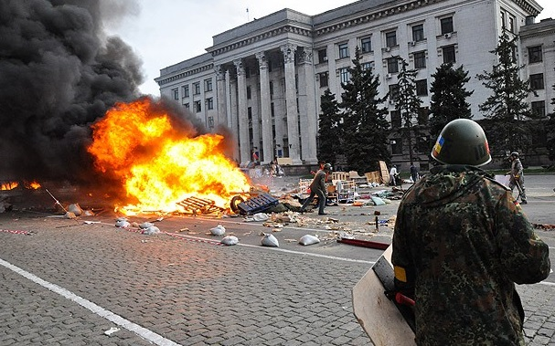 Odessa'da ölenlerin sayısı 46'ya yükseldi