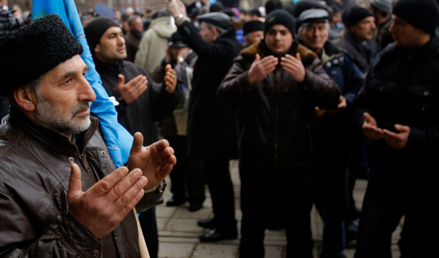 Dışişleri'nden Kırım Tatar sürgünü açıklaması