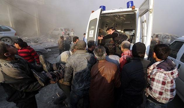 Felluce'de eve tank mermisi isabet etti: 8 ölü