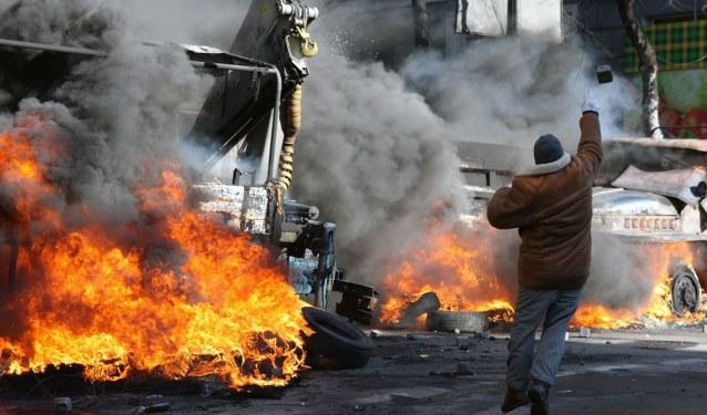 Ukrayna'da çatışmalar şiddetlendi: 34 ölü