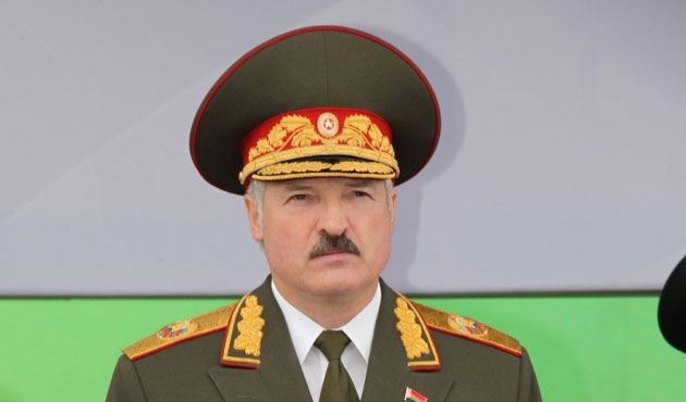 Belarus liderinden orduya 'savaşa hazır ol' talimatı