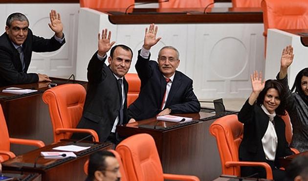HDP'den MHP'li Engin Alan teklifine destek