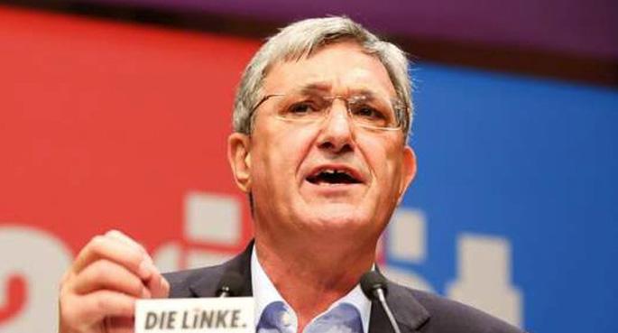 Alman Sol Parti'den Kiev'e karşı boykot çağrısı