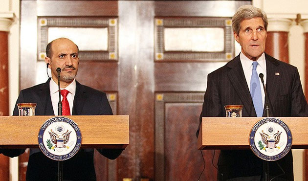 Carba: Suriye halkı ABD'ye bakıyor