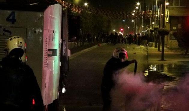 İstanbul'da 52 yaralı, 66 kişi gözaltında