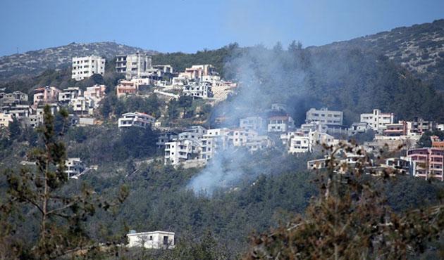 Suriye'de rejim birlikleri Keseb'e saldırdı