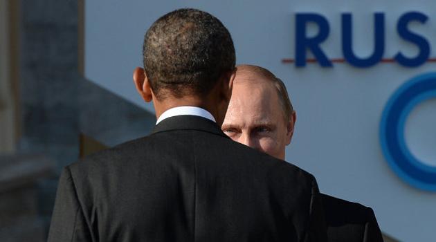 Obama Putin'le görüşmeme kararı aldı