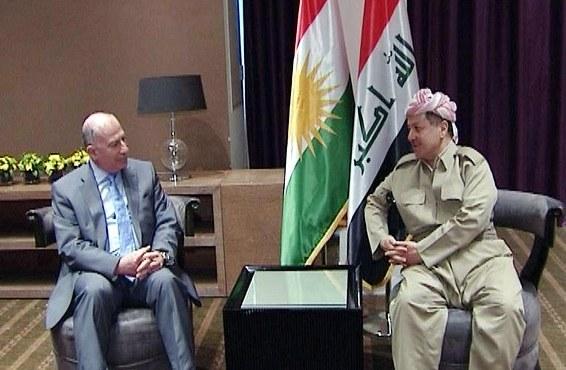 Barzani, Nuceyfi ile Irak seçimlerini konuştu