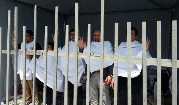 Türkiye'deki Mısırlılar ülkeleri için açlık grevinde