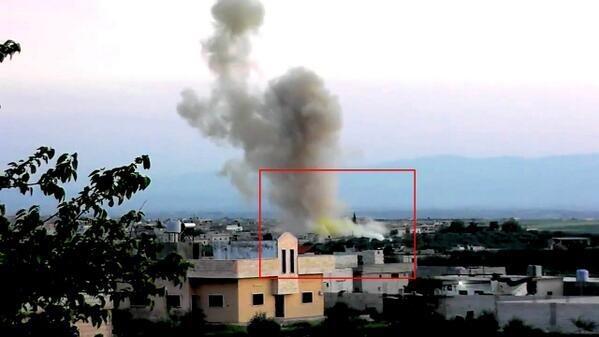 Suriye'de kullanılan klorin gazı BM gündeminde