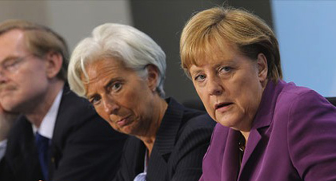 Merkel'den Ukrayna'daki ayrılıkçılara şartlı kabul