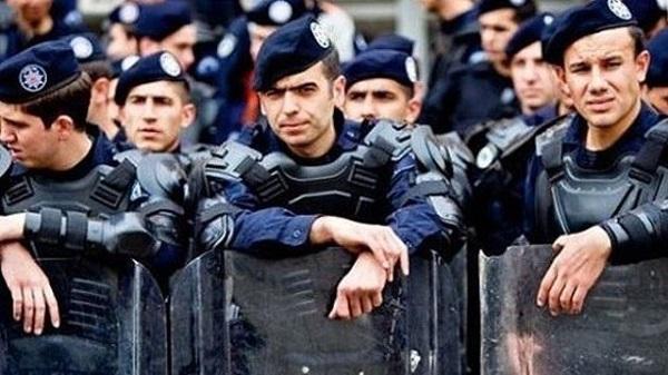 İstanbul'a 11 ilden polis takviyesi