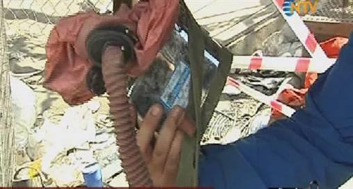 Gaz maskesini 'gereksiz' kullanana 400 lira ceza varmış