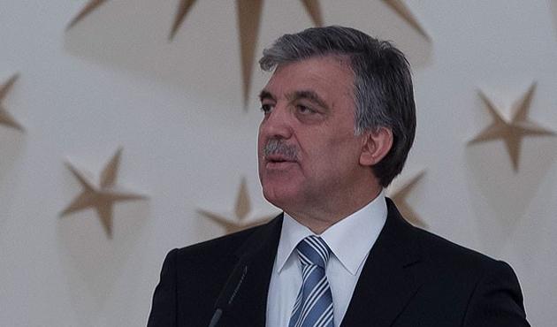 Abdullah Gül'den patlamaya ilişkin açıklama
