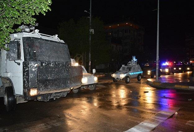 Tunceli'de polis merkezine molotoflu saldırı