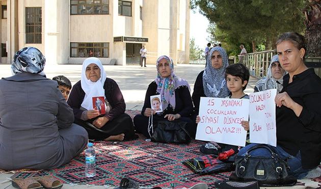 Diyarbakır'da annelerin açlık grevi sona erdi