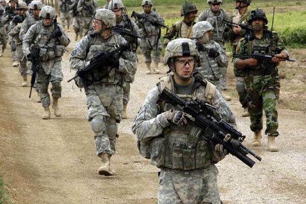 Iraklılar, yabancı asker istemiyor