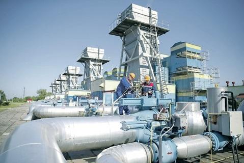 Gazprom Ukrayna üzerinden AB'ye gaz göndermeye başladı