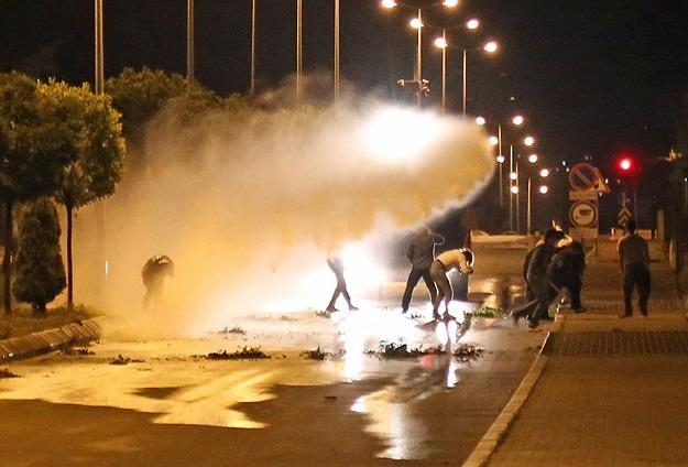 Erciyes Üniversitesi'nde  kavga: 48 gözaltı