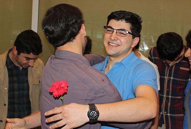 Mısır'da serbest bırakılan Emre Gürbüz Türkiye'de