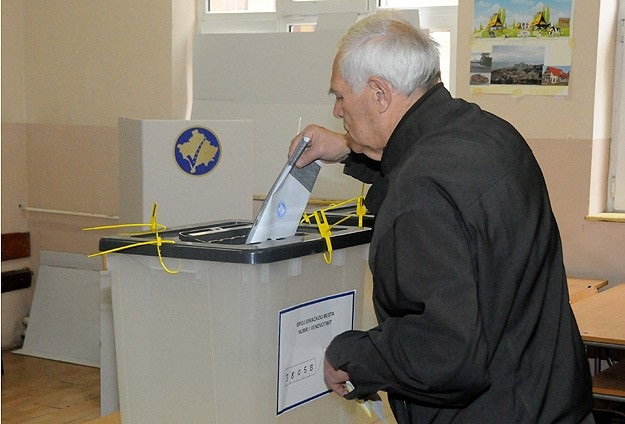 Kosova'da resmi seçim sonuçları