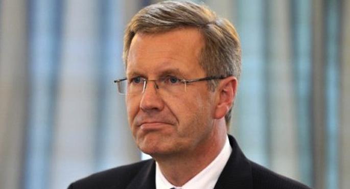 Eski Alman C. Başkanı: Tazminat alabilirim