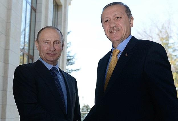 Erdoğan ve Putin'in gündeminde dört madde var