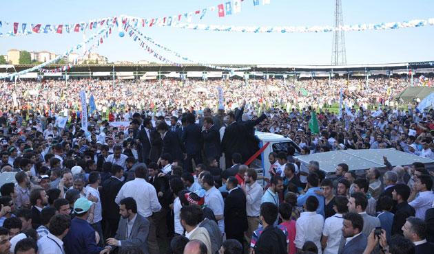 İstanbul'un fethi İzmit'te kutlandı