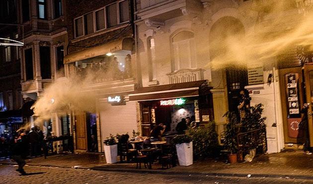 Türkiye genelinde Gezi eylemlerine müdahale