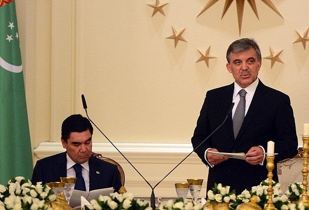 Gül: Türkiye-Türkmenistan ilişkilerinde altın çağ