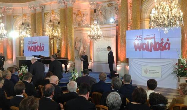 Polonya'dan Kırımoğlu'na Dayanışma Ödülü