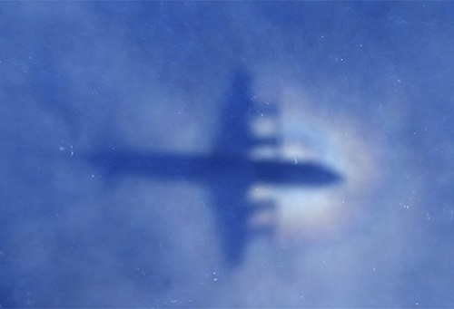 Kaybolan uçakla ilgili gelişme