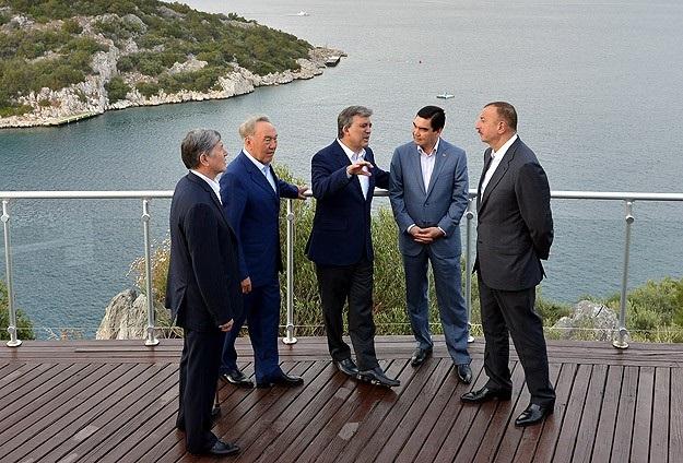 Enerji, ulaştırma ve kültür alanında işbirliği