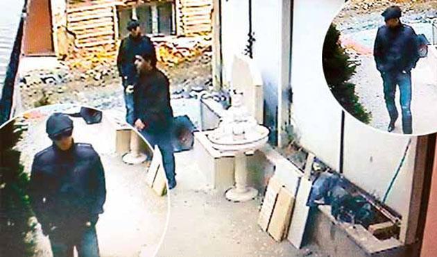 Çeçenlerin katil zanlısı yeniden İstanbul'da