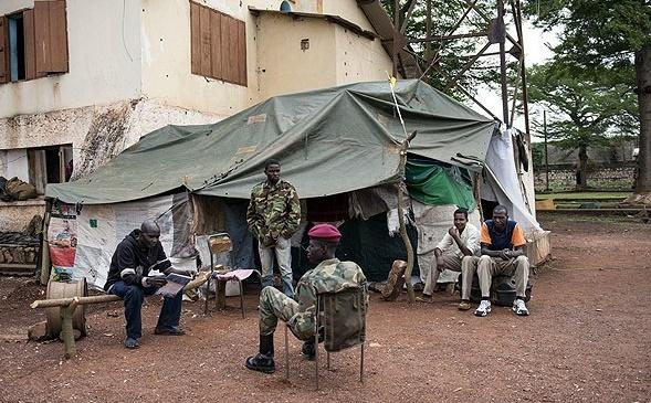 Orta Afrika'da 10 Müslüman öldürüldü