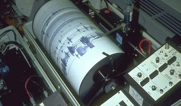 Alaska'da 8 büyüklüğünde deprem