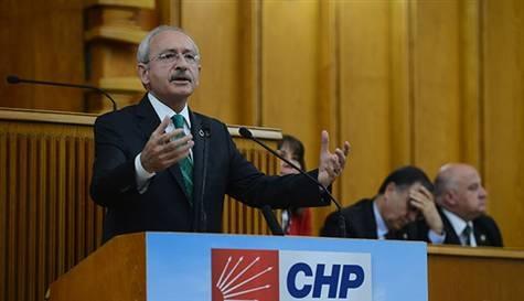 CHP, Erdoğan hakkında 'tape'siz önergeyi verdi