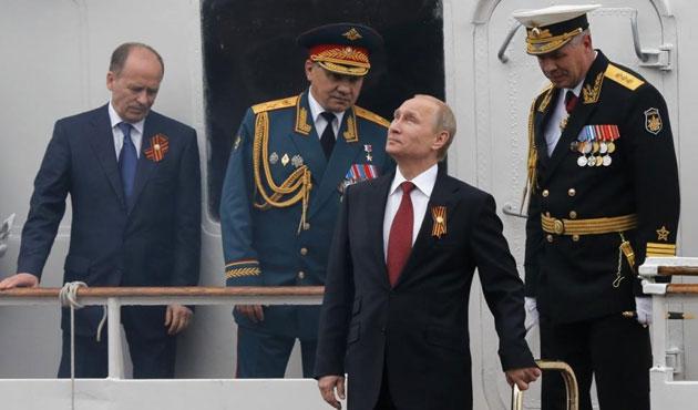 Rus İstihbaratı: Orta Asya'dan rejim değişikliğine izin yok
