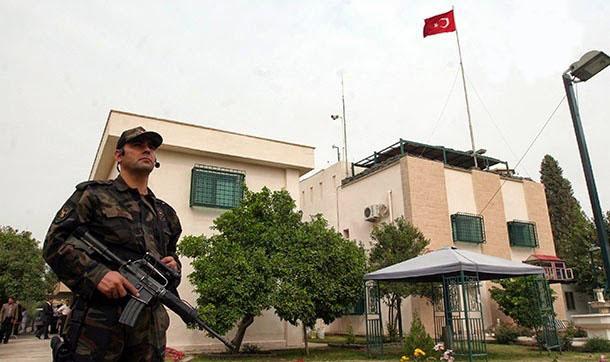 IŞİD'in elinde yeni fark edilen konsolosluk çalışanı
