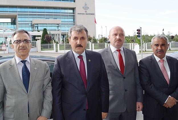 Mustafa Destici muhalefeti suçladı