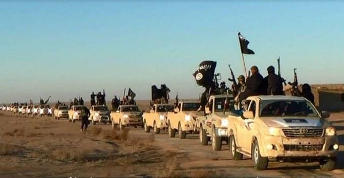 IŞİD ve Peşmerge Kerkük kırsalında çatışıyor