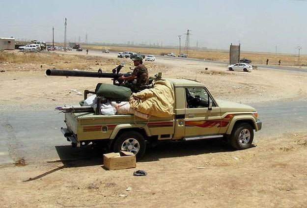 Kerkük'te IŞİD'e operasyon hazırlığı