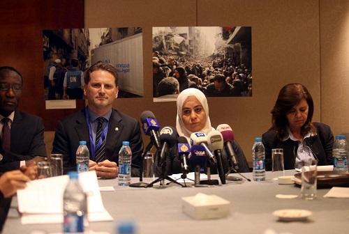 Filistinli mültecilere yardım kampanyasıı